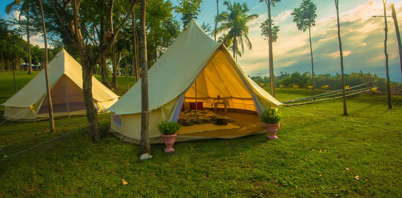 things you should consider when buying a safari tent