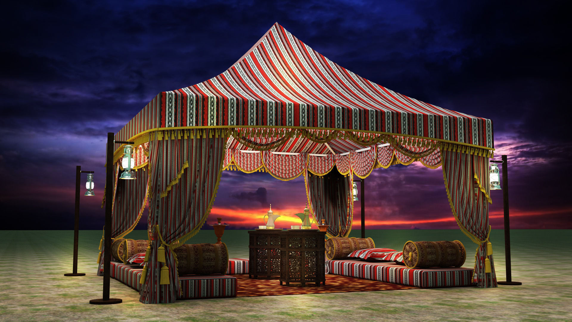 Arabic Tents in Dubai & What You Need To Know About Arabic Tents in Dubai - Artisantents