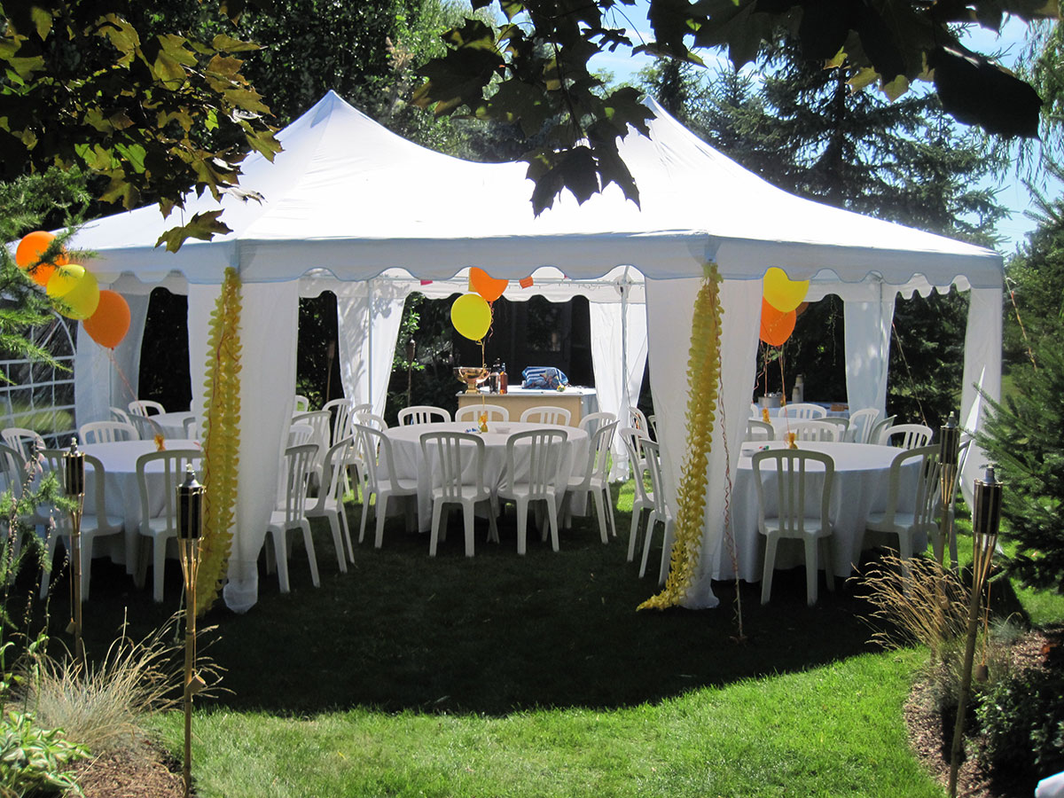 Party Tents in Dubai UAE